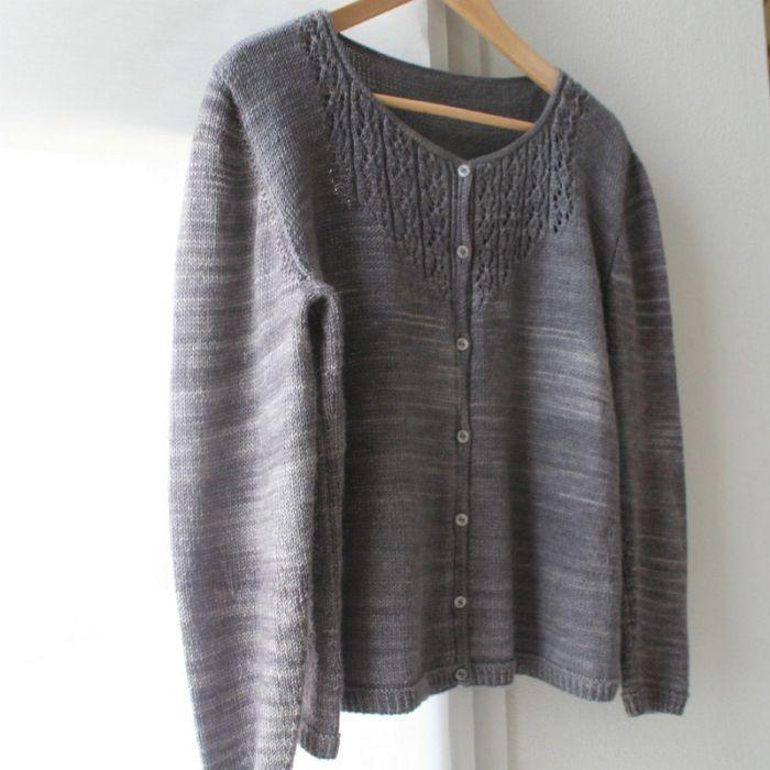 Trellis - fiche tricot Lili comme tout