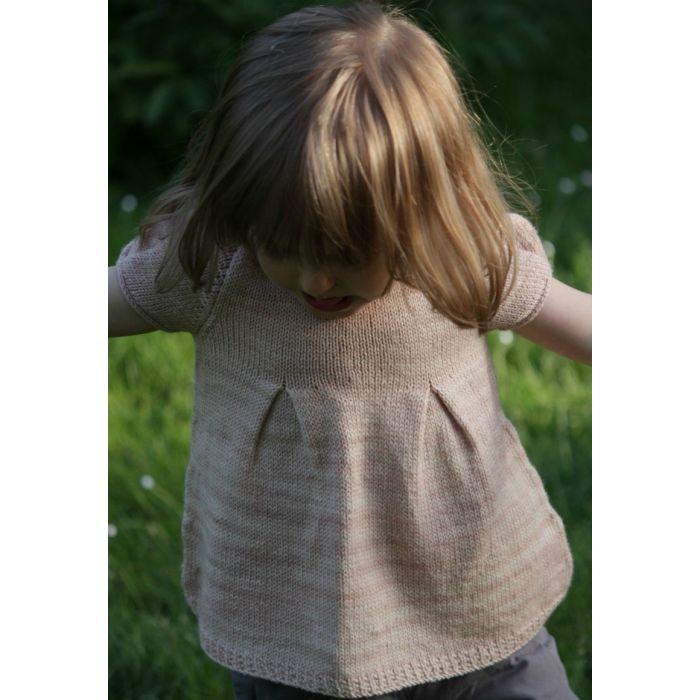 Petite Lisette - fiche tricot Lili comme tout