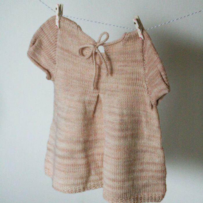 Kit tricot Petite Lisette - Lili comme tout