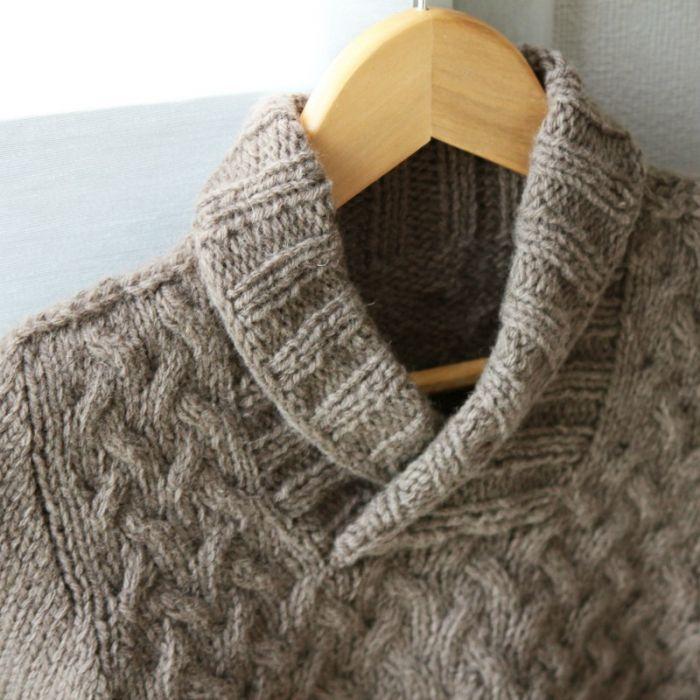 Kit tricot Gaston - Lili comme tout