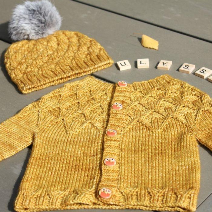 Ulysse - fiche tricot Lili comme tout