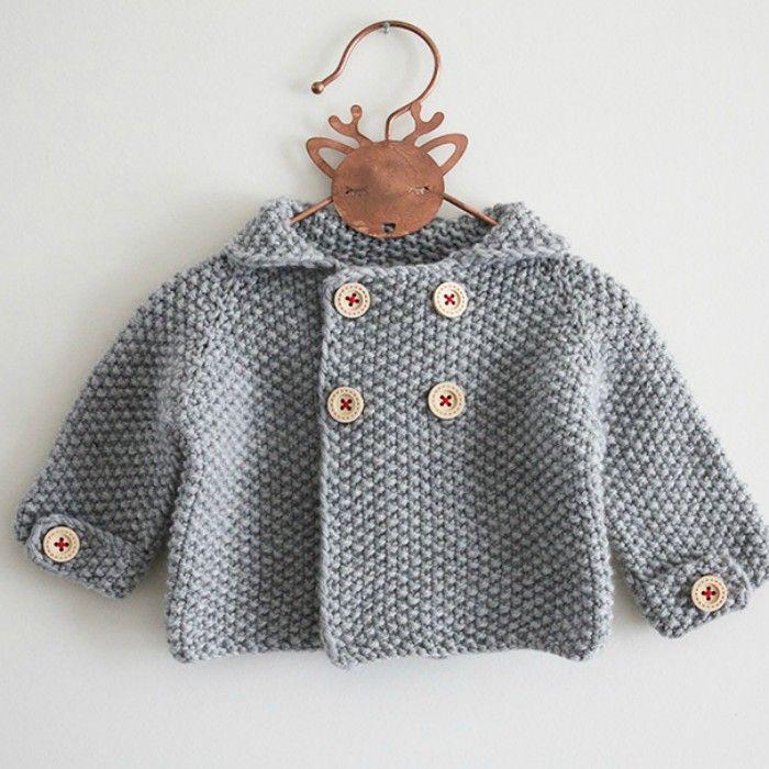 Kit tricot Camille - Lili comme tout