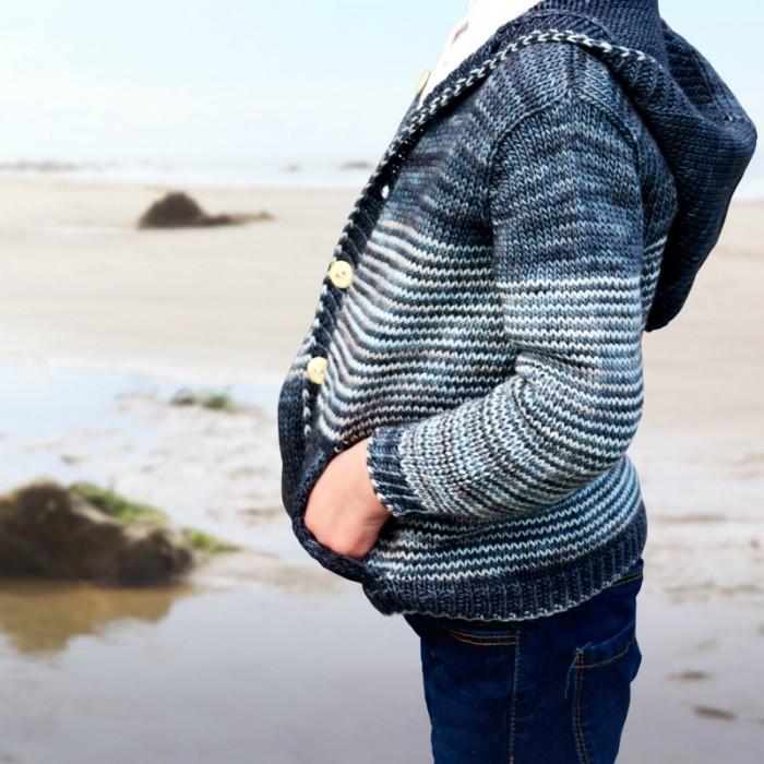 Kit tricot Malo - Lili comme tout