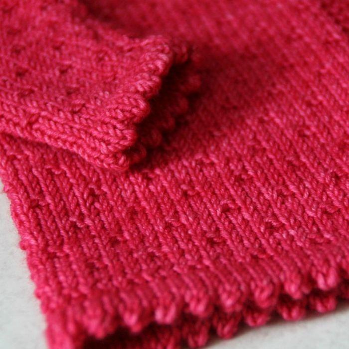 Semis de printemps - fiche tricot Lili comme tout
