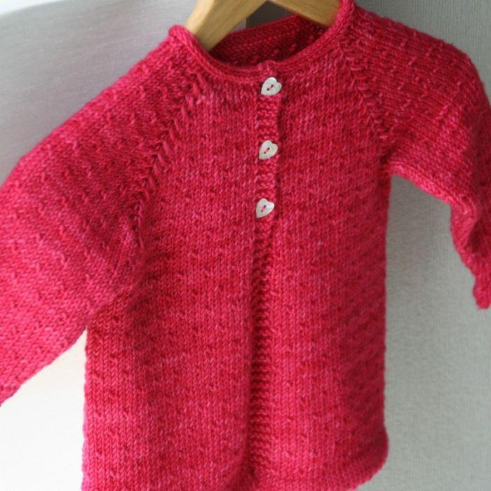 Kit tricot Semis de printemps - Lili comme tout