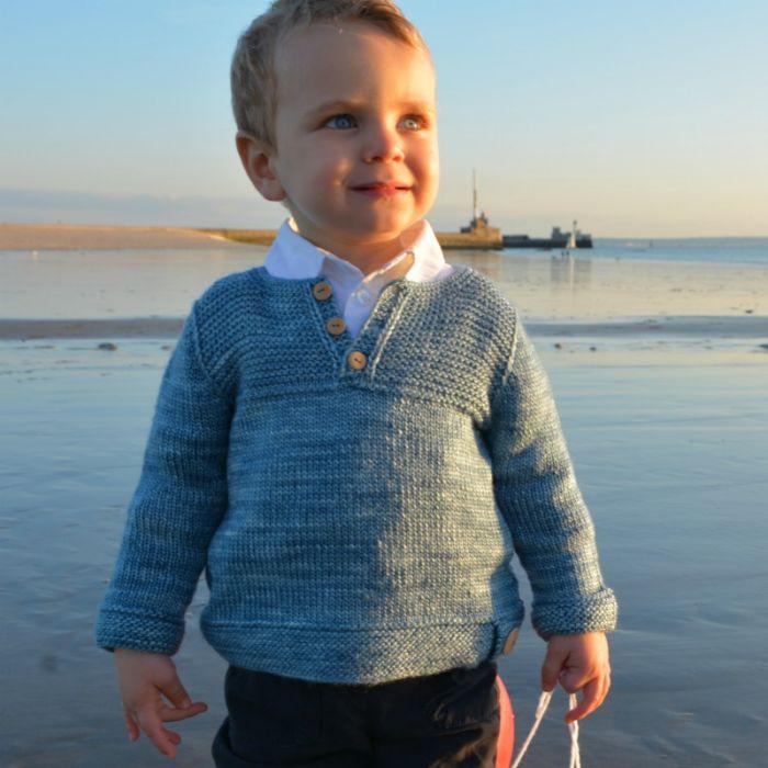 Thistle - fiche tricot Lili comme tout