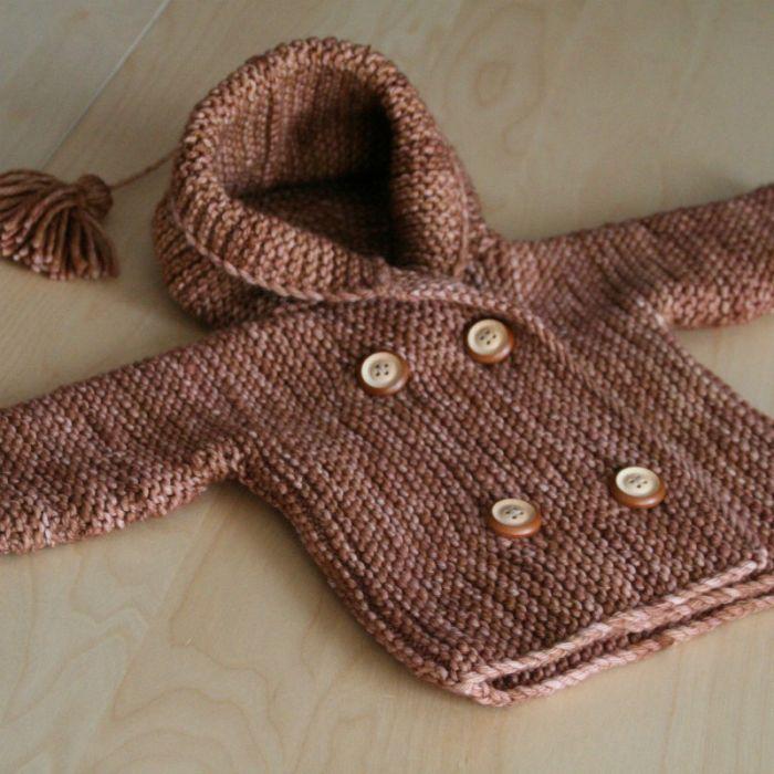 Kit tricot Jules - Lili comme tout