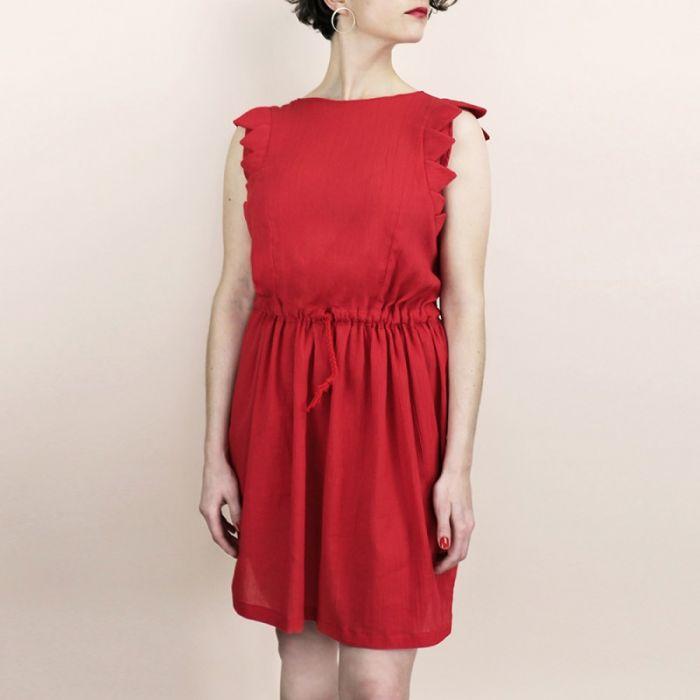 Robe Adèle - République du Chiffon