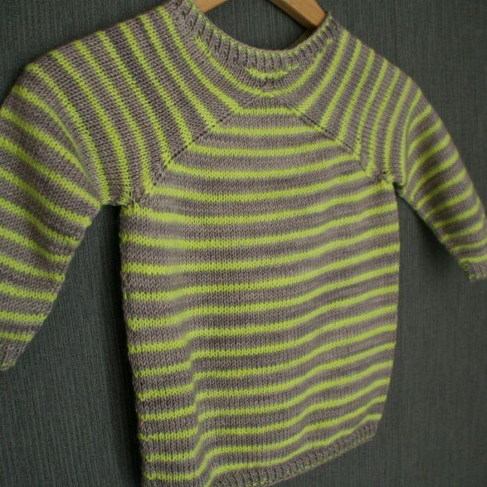 Cool summer - fiche tricot Lili comme tout