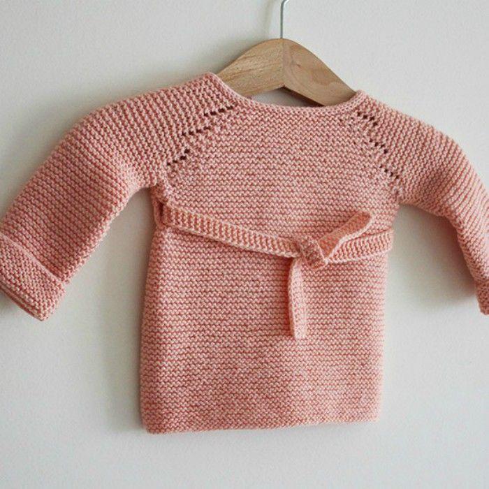 Brassière Madeline - fiche tricot Lili comme tout