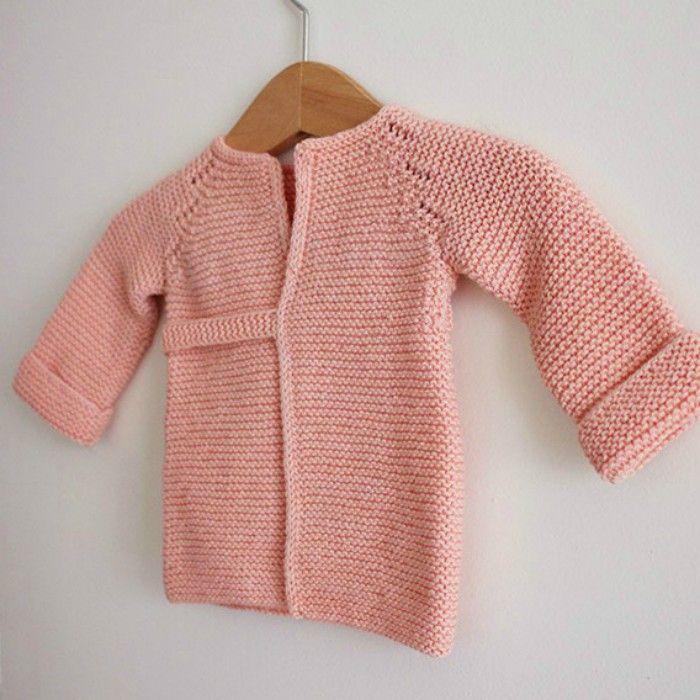 Madeline - fiche tricot Lili comme tout