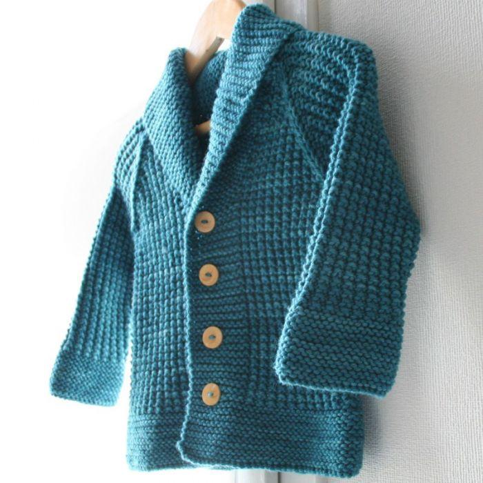 Oscar - fiche tricot Lili comme tout