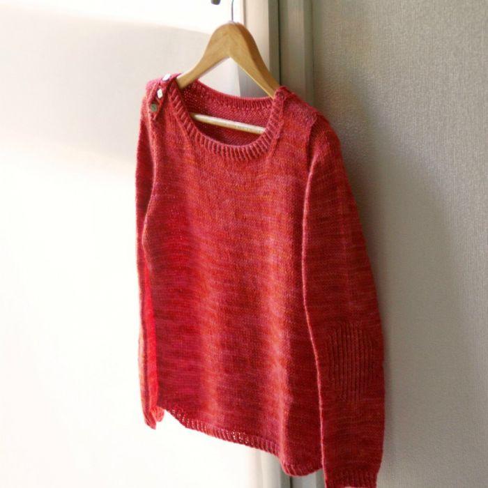 Petit Large - fiche tricot Lili comme tout