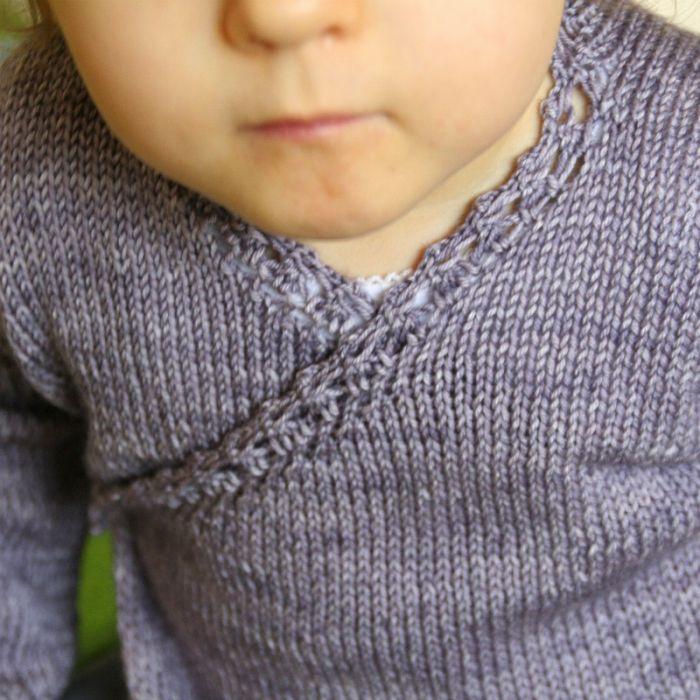 Fleur de badiane - fiche tricot Lili comme tout