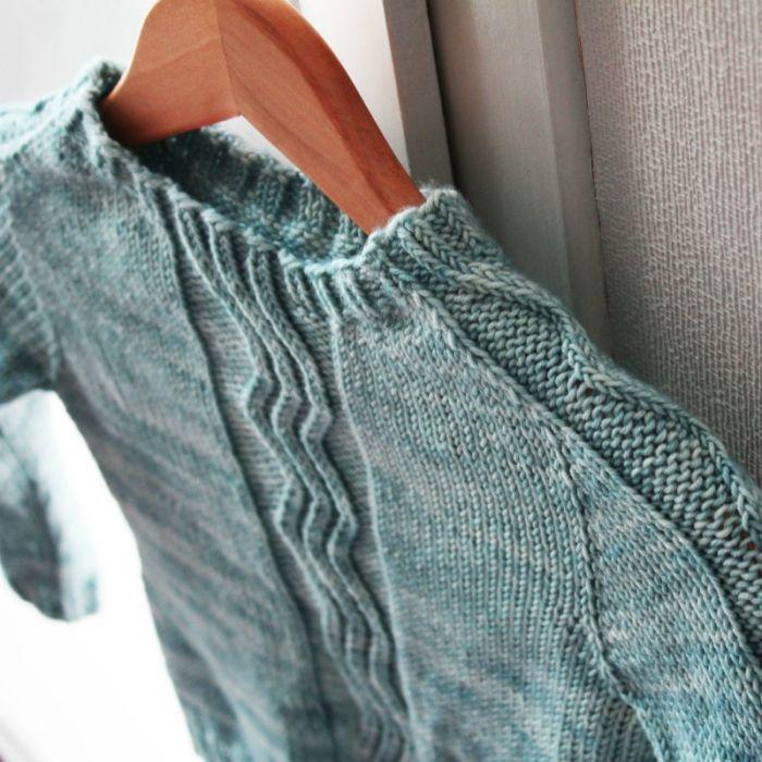 Frozen - fiche tricot Lili comme tout