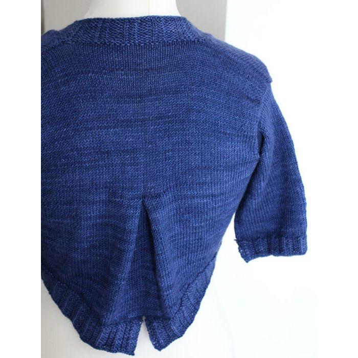Grand modèle fille - fiche tricot Lili comme tout