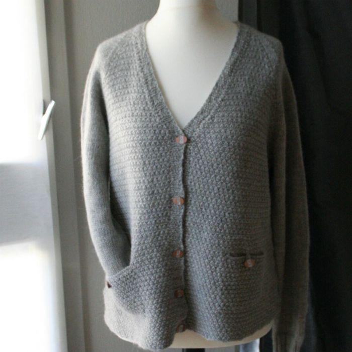 Comfort Zone - fiche tricot Lili comme tout