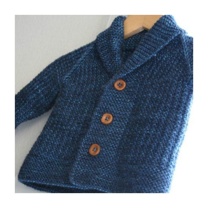 Kit tricot Oscar - Lili comme tout