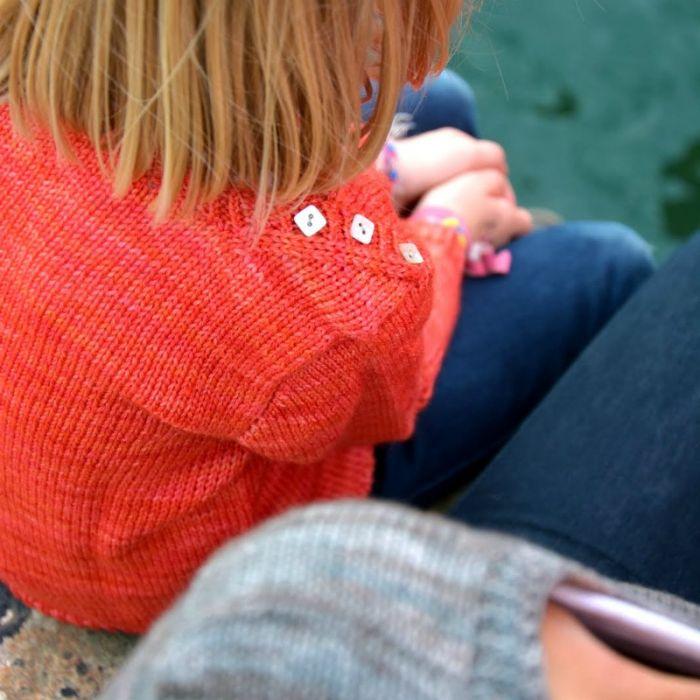 Kit tricot Petit Large - Lili comme tout