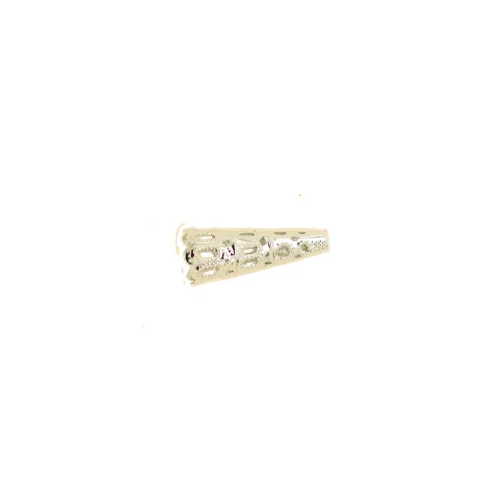 Pendentif calotte 22mm argent x1