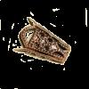 Pendentif calotte 16mm cuivre