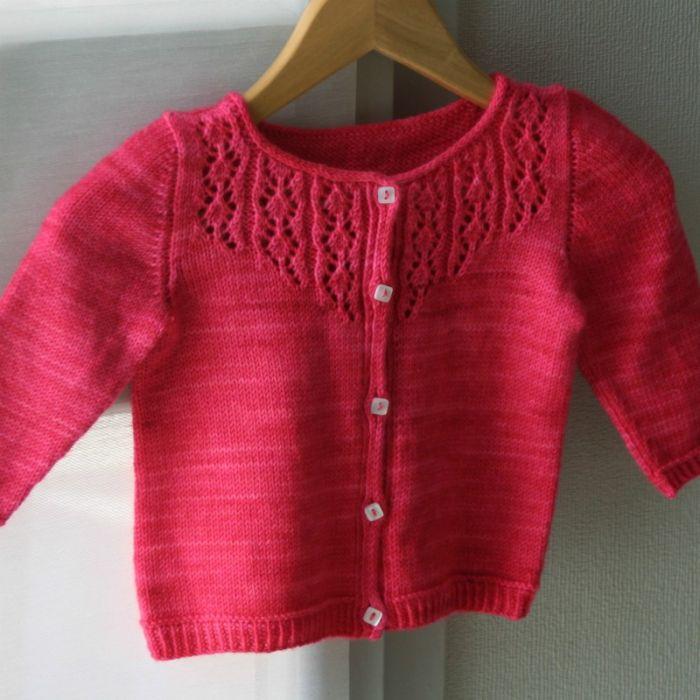 Kit tricot Little Trellis - Lili comme tout