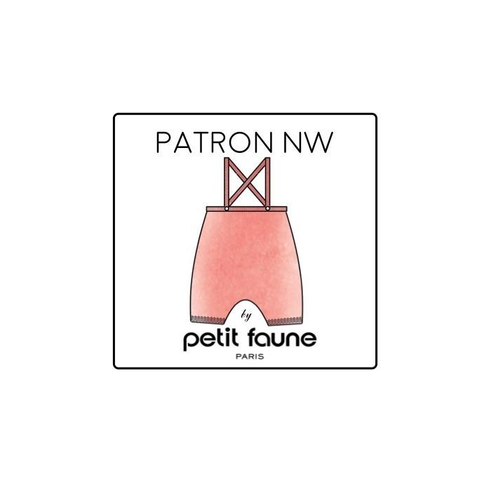 Culotte ré NW : patron tricot Petit Faune