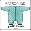 Kit Petit Faune Patron QD : Combinaison Fifi