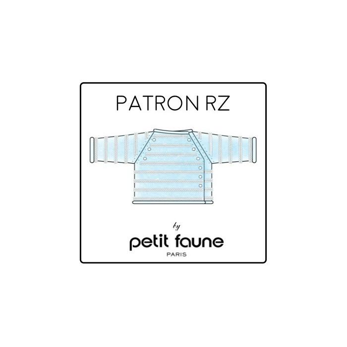 Brassière alice RZ : Patron tricot Petit Faune