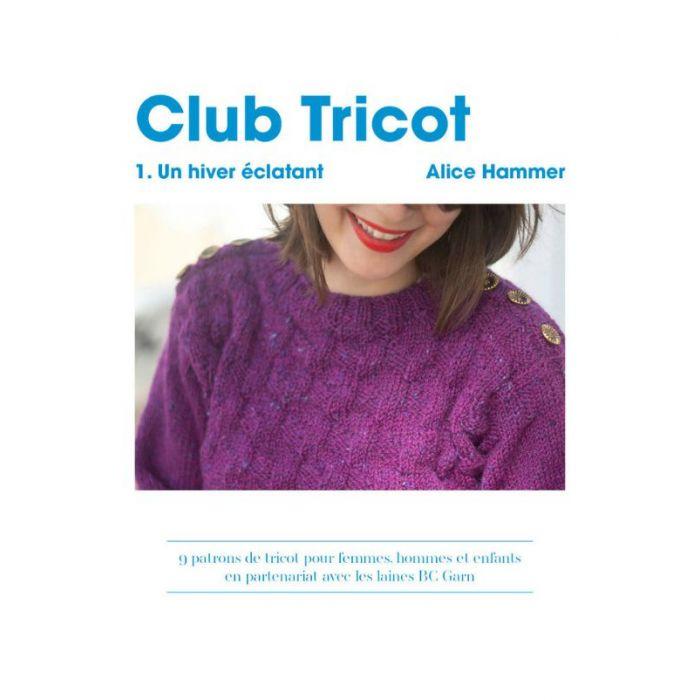 Club Tricot 1. Un hiver éclatant / Alice Hammer