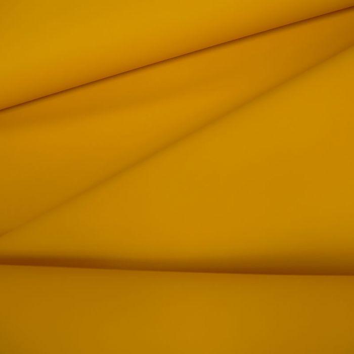 Tissu imperméable souple - ocre x 10 cm