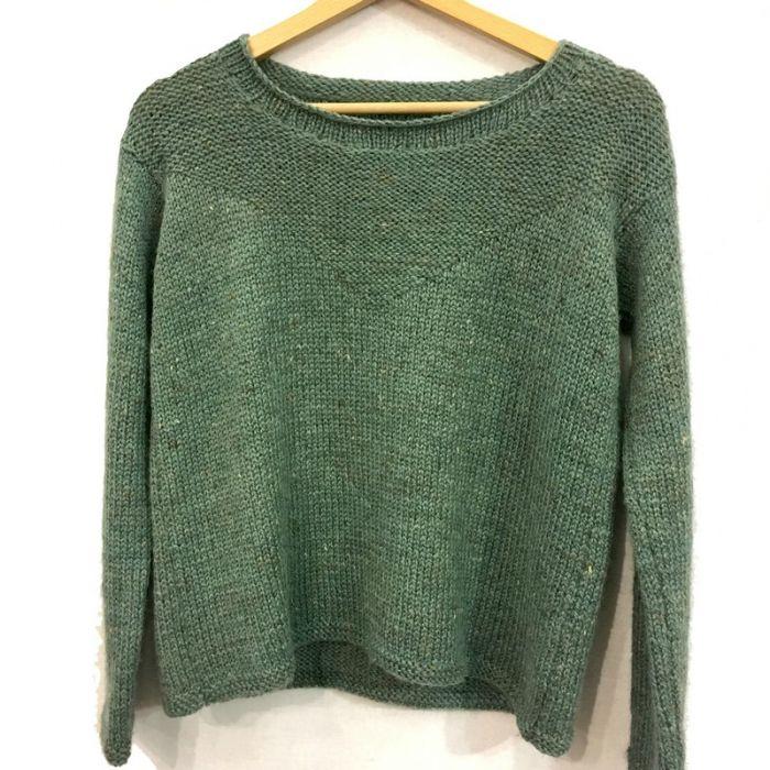 Kit tricot pull triangle des bermudes
