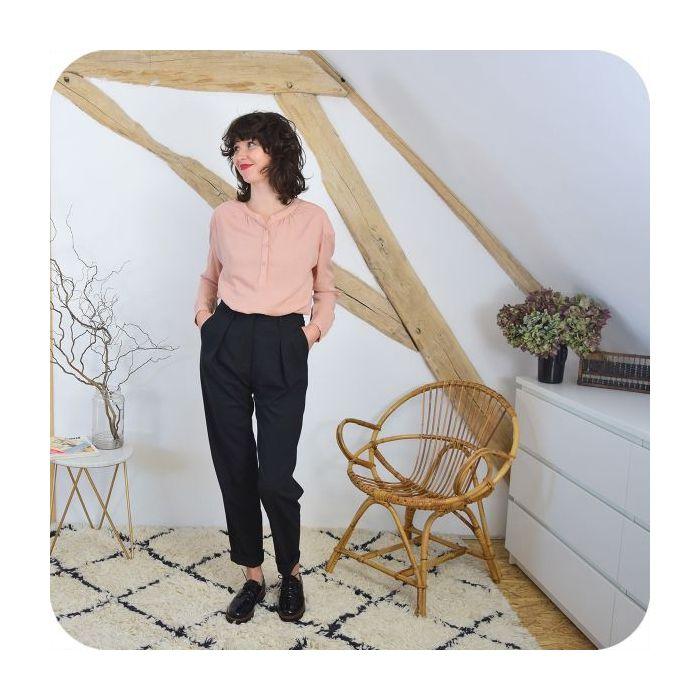 Pantalon Gambette - Cousette Patterns