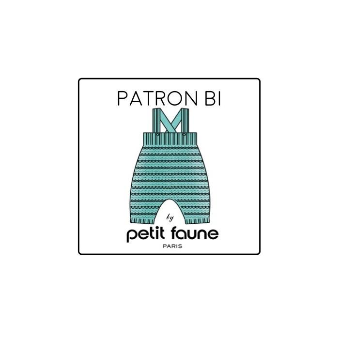 Culotte BI : patron tricot Petit Faune