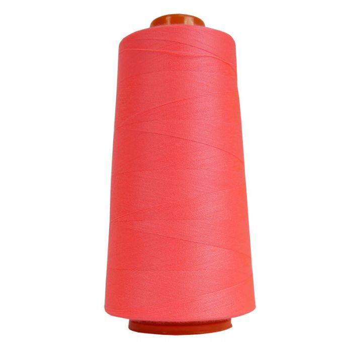 Fil à coudre cône fluo pour surjeteuse 3000 m