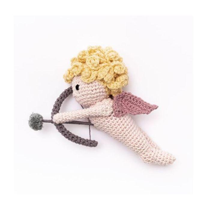 Kit crochet amigurumi Ricorumi - cupidon