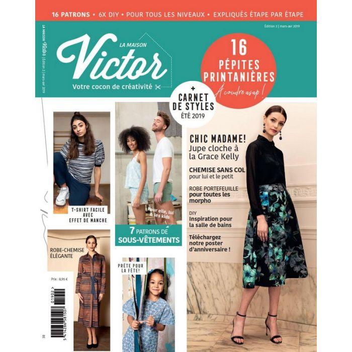 Magazine mars-avril 2019 La Maison Victor