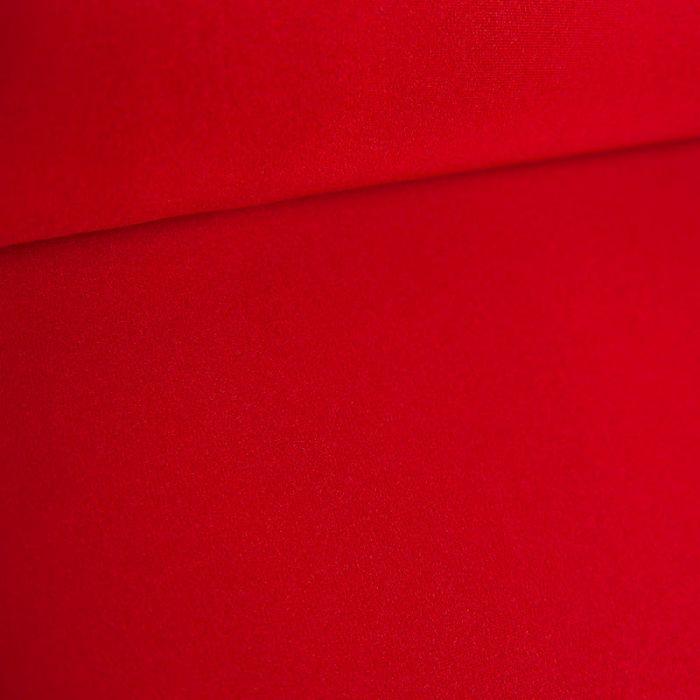 Tissu lycra maillot de bain - rouge x 10 cm