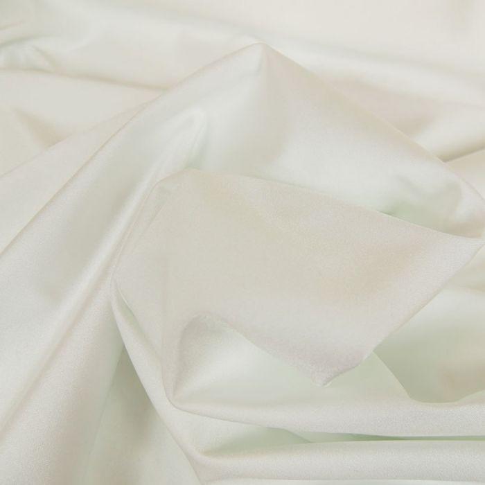 Tissu lycra maillot de bain - blanc x 10 cm