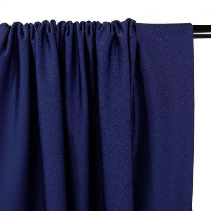 Tissu lycra maillot de bain - bleu roi x 10 cm