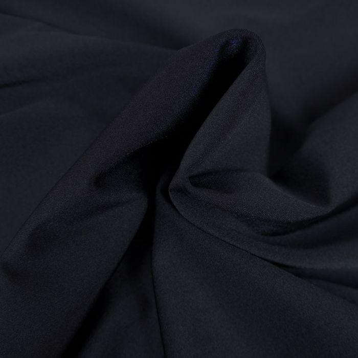 Tissu lycra maillot de bain - marine x 10 cm