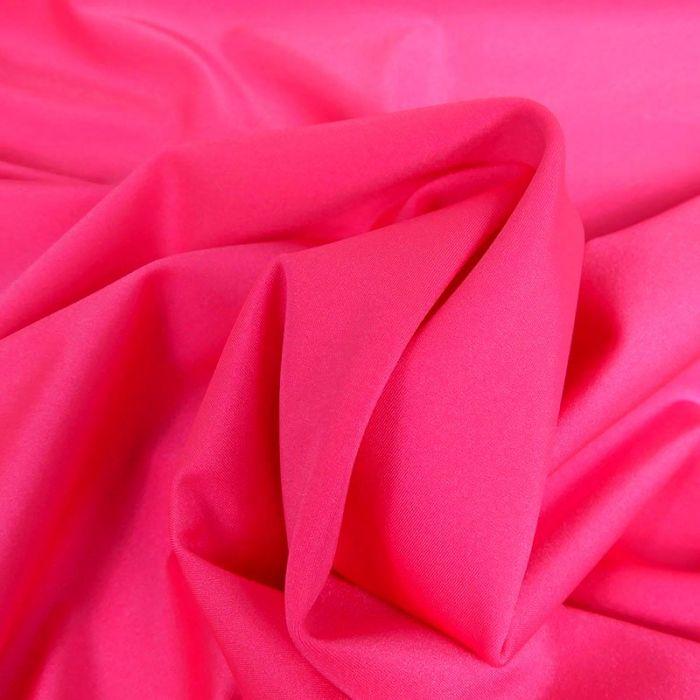 Tissu lycra maillot de bain - rose x 10 cm