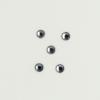 Perles à coller strassées 3mm gris x5