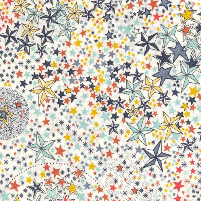 Coupon x 85 cm - Liberty of London Adelajda Multicolore