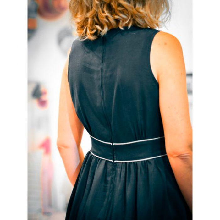 Robe Mademoiselle Joséphine - P&M Patterns