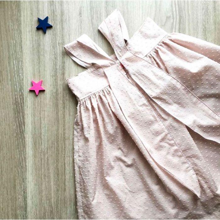 Robe Blue Princess - P&M Patterns