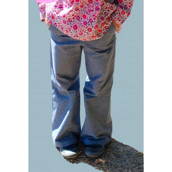 Pantalon Huckleberry - P&M Patterns
