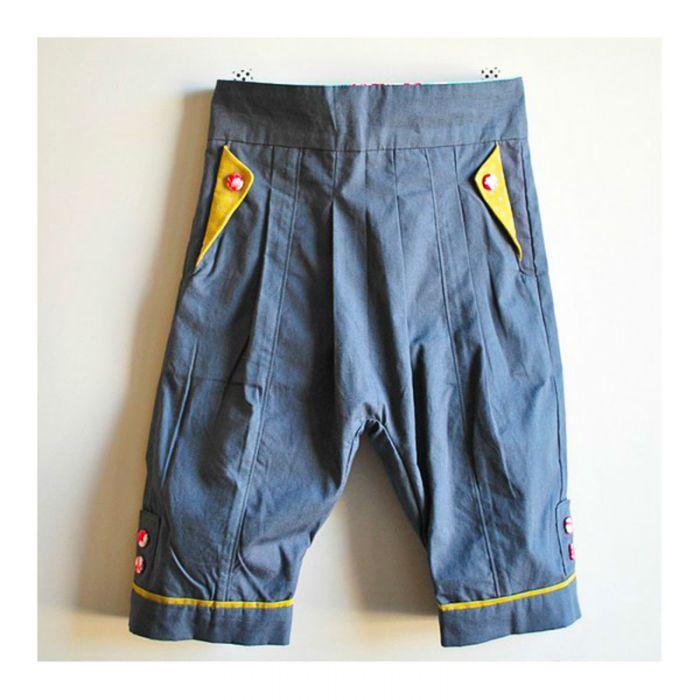 Pantalon Shalimar - P&M Patterns