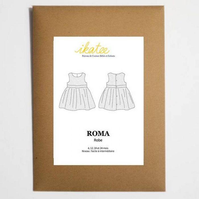 Robe Roma - Ikatee