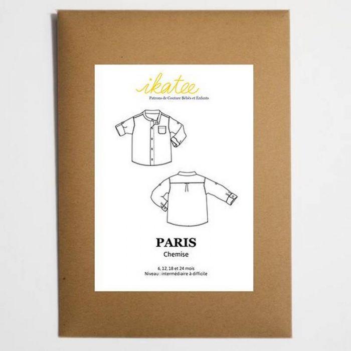 Chemise Paris - Ikatee